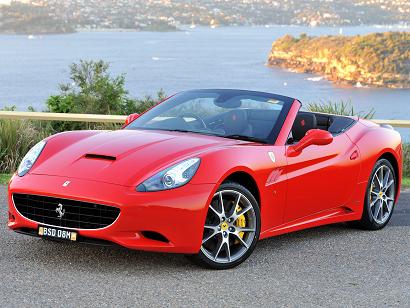 Ferrari site
